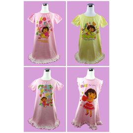朵拉~女童短袖連身裙系列