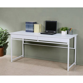 ~集樂雅~~DE16602DR~加長 書桌、電腦桌、辦公桌  25mm粗鐵管腳^(^(含雙