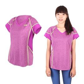 THE NORTH FACE 女FlashDry短袖T恤(運動 短T【03312043】≡排汗專家≡
