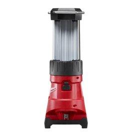 Milwaukee 12V鋰電LED全照明燈M12LL-0(單機)★180度-360度可調光★內建USB充電器功能★四種燈光設置