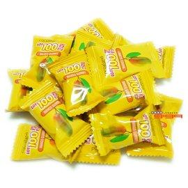 【吉嘉食品】馬來西亞一百份(100份)芒果QQ軟糖 300公克84元{FE01-25:300}