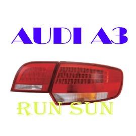~○RUN SUN 車燈 車材○~  AUDI 奧迪 05 06 07 08 A3 LED