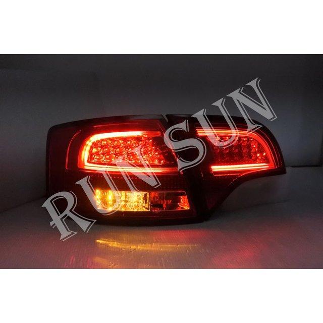 ~○RUN SUN 車燈 車材○~  AUDI 奧迪 05 06 07 08 A4 5D