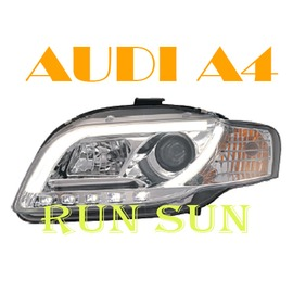~○RUN SUN 車燈 車材○~  奧迪 AUDI 05 06 07 08 A4 B7