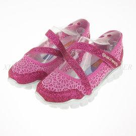 6折出清~SKECHERS (童) 女童系列閃亮 娃娃鞋 - 81221LHPK