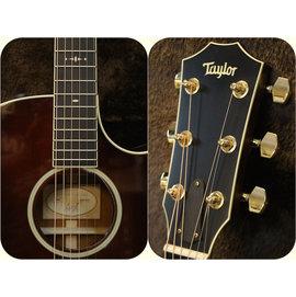 ~又昇樂器 . 音響~Taylor 524ce 全單板熱帶桃花心木 電民謠吉他 含 硬盒