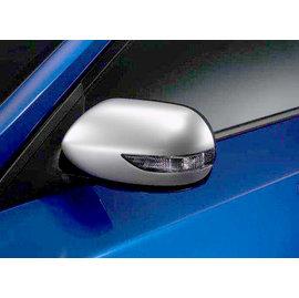 SUBARU Impreza S206 Legacy S402 特仕版 金屬色調 後視鏡蓋