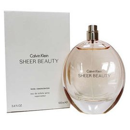 Calvin Klein CK Sheer Beauty 純淨雅緻女性淡香水 EDT 10
