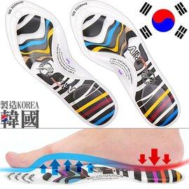 ~韓國 ~足弓鞋墊按摩鞋墊氣墊鞋K001~0347 ^(適籃球鞋 鞋高跟鞋皮鞋帆布鞋涼鞋靴