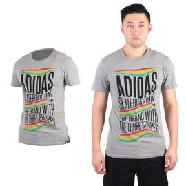 ADIDAS ORIGINALS 復古三葉草男短袖T恤(運動 愛迪達 圓領【03312101】≡排汗專家≡