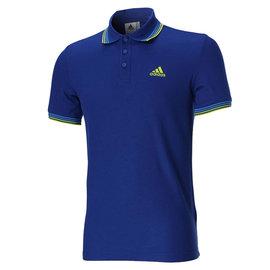 Adidas~  男款 休閒 基本款 短 POLO衫  (891440)
