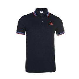 Adidas~  男款 休閒 基本款 短 POLO衫  (891443)