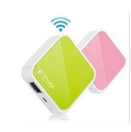 新竹市 TP-LINK 迷你無線路由器/AP WIFI/無線網路分享器/wifi分享器 **150M**