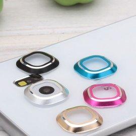 攝戒SAMSUNG GALAXYs6/6 edge/s6 edge plus手機金屬鏡頭貼鏡頭防刮金屬保護圈/保護框/攝像頭保護貼