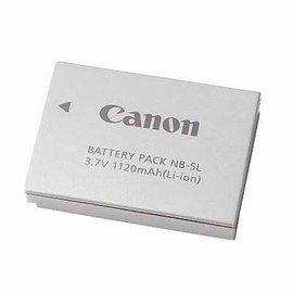 CANON NB-5L 原廠鋰電池 POWERSHOT S100 S110 SX210 SX220 SX230 IXUS 860 870 90 950 960 900Ti 970 980