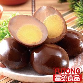 ~富統食品~滷蛋^(8粒 包^)~常溫配送~