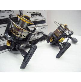 ◎百有釣具◎太平洋POKEE 龍兵 REEL 紡車式捲線器  2000~4000型