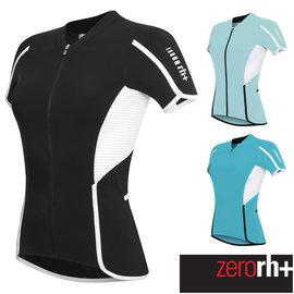 ZeroRH 義大利REVO競賽級 自行車衣  女  ~水藍色、黑 白、藍綠~ ECD02
