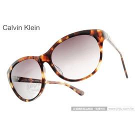 Calvin Klein 太陽眼鏡 CK4270SA 215 ^(琥珀^) LOGO簡約小