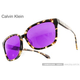 Calvin Klein 太陽眼鏡 CK4277SA 253  琥珀  都會簡約風水銀鏡面