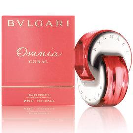 BVLGARI Omnia Coral 寶格麗 晶艷 女性淡香水 40ML