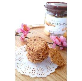 老黃莊~愛祐 餅乾~罐裝~蔓越莓燕麥∼ 食材 養生健康 180g