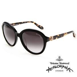 Vivienne Westwood ~ Anglomania 仲夏夜復古 圓弧太陽眼鏡^(