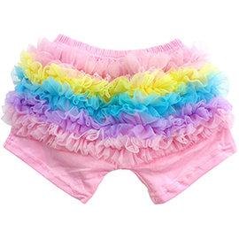 ~MerryGoAround~ Cutie Bella Flutter: 雪紡荷葉短褲: