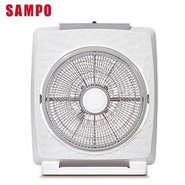 ◤A級福利品‧數量有限◢ SAMPO 聲寶 箱扇 SK-FB14BDR