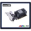 Inno3D GeForce GT730 2GB DDR3 LP  顯示卡