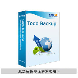 EaseUS Todo Backup Advanced Server 中文版 ^(資料還原