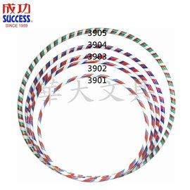 成功 3903 音律彩虹呼拉圈^(80cm^)