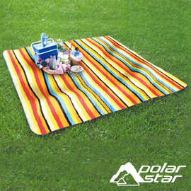 PolarStar 豪華防水野餐墊| 植絨鋁膜睡墊  270 x 270 cm  P157