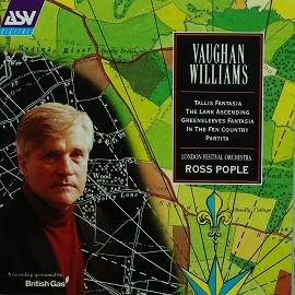 ASV DCA779 佛漢威廉士 泰利斯主題幻想曲 綠袖子幻想曲 Vaughan Will