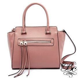 PChome 24h購物 - BELLUCY 經典微笑系列時尚肩背包(玫瑰粉)