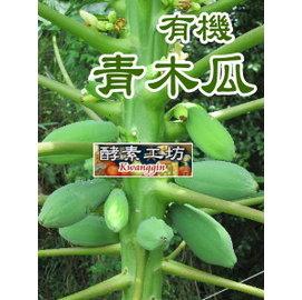 ~酵素工坊牛港生態農園~無農藥無化肥正有機青木瓜