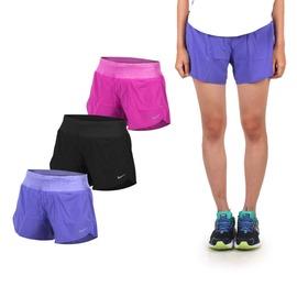 NIKE 女運動短褲(慢跑 路跑【04350944】≡排汗專家≡