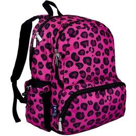 ~Love BBB~ 美國 Wildkin 79214 粉紅豹紋 大容量後背包 美式書包