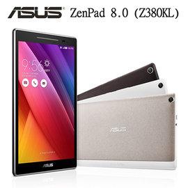【通話平板】ASUS ZenPad 8.0 Z380KL 8吋 4G LTE全頻薄形平版 (16G/LTE版)