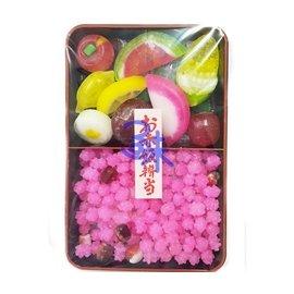 kyomeika 金平糖~赤飯水果便當 100公克 153元 ~ 45824176