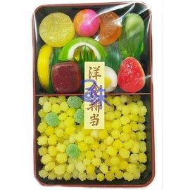 kyomeika  京銘菓  金平糖~洋食水果便當 100公克 153元 ~ 45