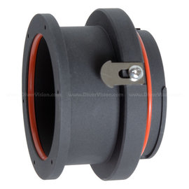 Howshot UWL~H100 Lens Adapter for Canon WP~DC