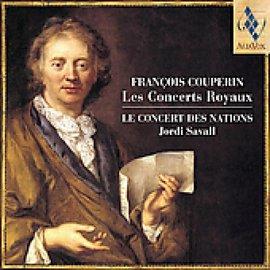 合友唱片 庫普蘭:皇家音樂會 Couperin:Les Concerts Royaux ^