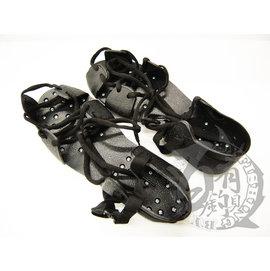 ◎百有釣具◎UA-32 防滑外穿釘鞋 抓地力超強 單一尺寸