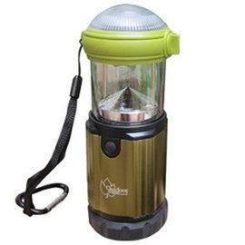 【Outdoorbase】3W LED露營兩用營燈 兩用可調式露營燈210流明(黃光).手電筒.登山.釣魚.野外探險 21768