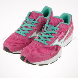 6折出清~美津濃Mizuno CRUSADER 9 女慢跑鞋 (K1GA150401)