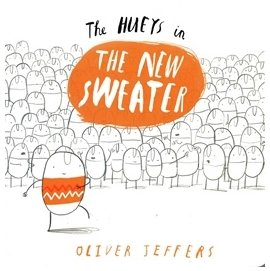 lt Oliver Jeffers 硬頁書 gt  THE HUEYS IN THE NE