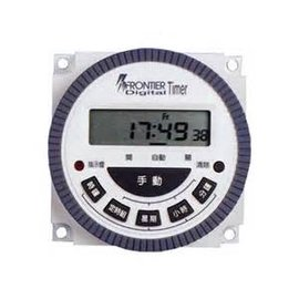 台北市光華 新天地~鋐進電子TM~619 FRONTIER 露出型全 定時器 ~AC110