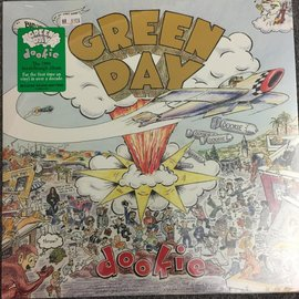 Green Day  Dookie ^(LP^) 黑膠唱片