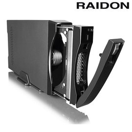 ~Dome多米資訊廣場~RAIDON 3.5吋USB3.0 eSATA 1bay硬碟外接盒